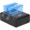 Afbeelding van Brofish Dual Battery Charger Kit For HERO4