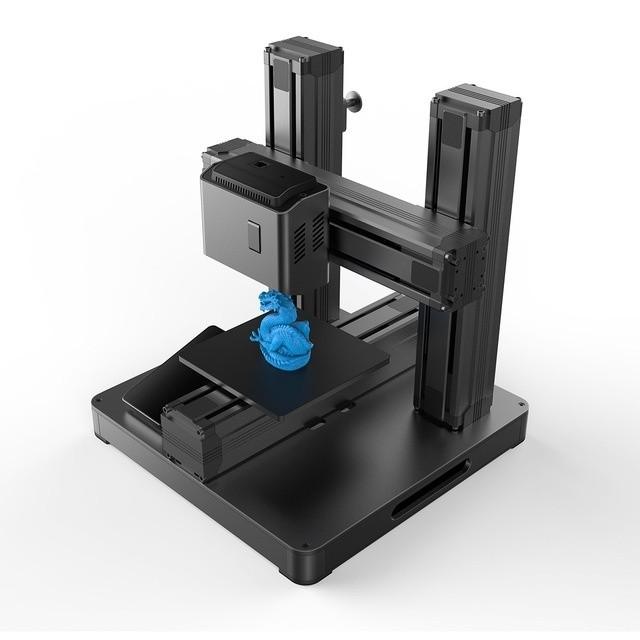 Afbeelding van DOBOT MOOZ 2 Dual Axis 3D printerkit Ondersteuning CNC & lasergravure met verplaatsbaar touchscreen