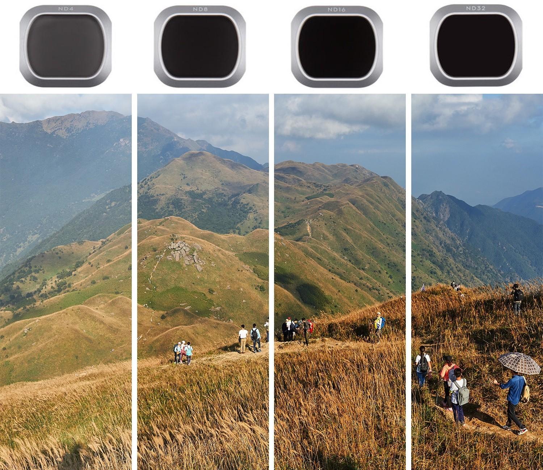 83fd984baaa Afbeelding van DJI Mavic 2 Pro ND Filters Set (Part 17)