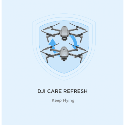 Afbeelding van DJI Care Refresh Mavic 2 Card