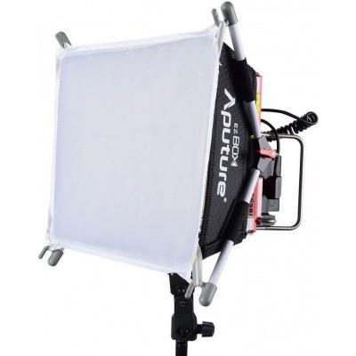 Foto van Amaran Aputure Tri-8c LED met V-mount