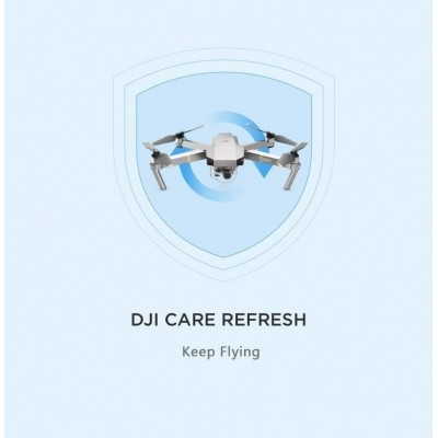 Foto van DJI Care Refresh Mavic Pro Platinum Card