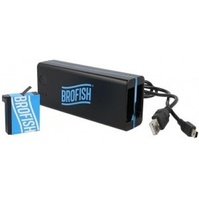 Foto van Brofish Powerpod Dual Battery Charger