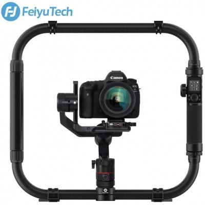 Foto van Feiyu Tech AK2000 + Dual Handle Circle Grip