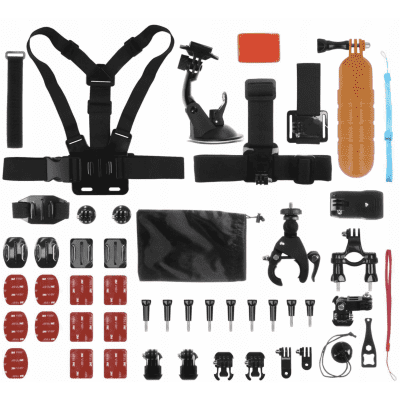 Foto van Redleaf GO-L Accessories For GoPro & Redleaf Action Cameras
