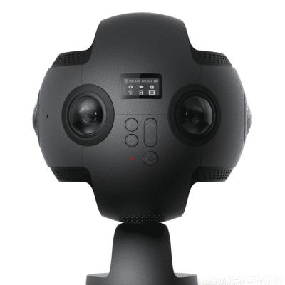 Foto van INSTA 360 Pro 360 graden Camera