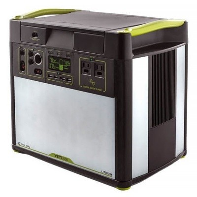 Afbeelding van Goal Zero Yeti 3000 Lithium Solar Generator