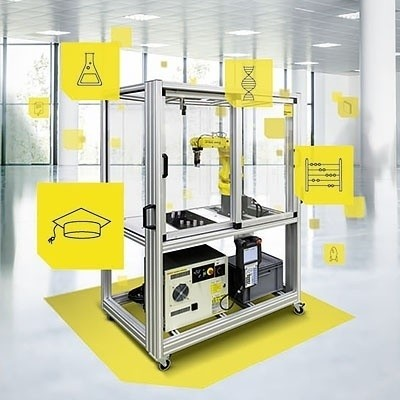 Foto van FANUC Educational Package