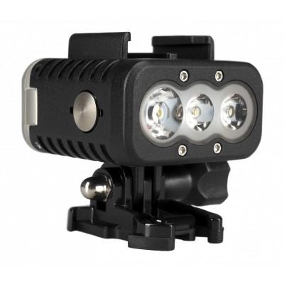 Foto van Heye H1 Waterproof LED Duiklamp voor GoPro