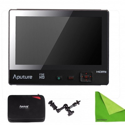 Foto van Aputure VS-1 FineHD 7 inch Monitor Display voor Camera