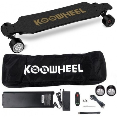 Afbeelding van Koowheel Kooboard Elektrisch Skateboard 2nd Generation (40km/uur)