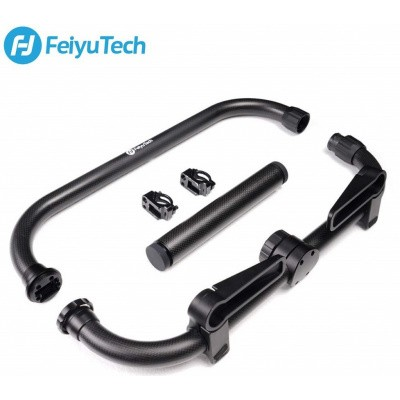 Foto van Feiyu Tech Double-hand Foldable Set Dual Handle Circle Grip for AK2000 AK4000
