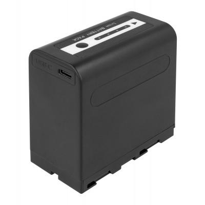 Afbeelding van Newell NP-F970 USB-C voor Sony