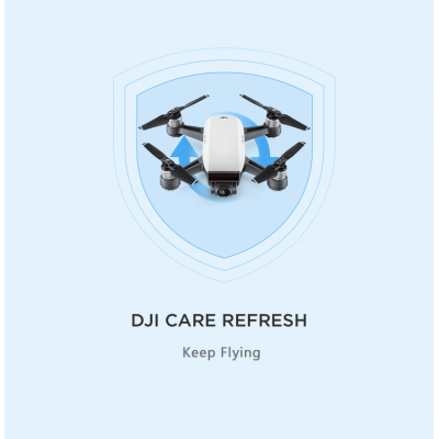 Foto van DJI Care Refresh Spark Card