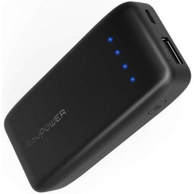 Foto van RAVPower Powerstation 6700mAh Ace Series