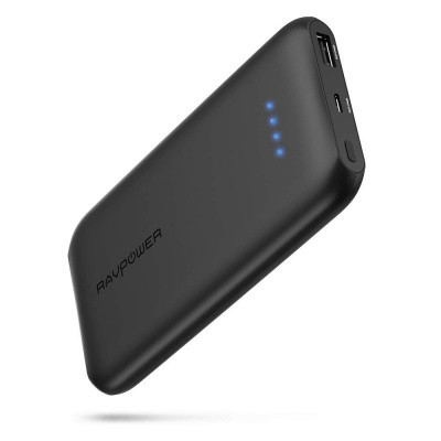 Afbeelding van RAVPower Slim 10000mAh Power Bank with QC3.0
