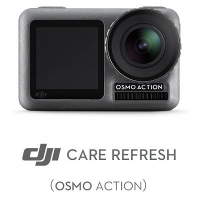 Foto van DJI Care Refresh Osmo Action Card
