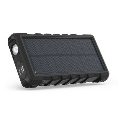 Foto van RavPower Solar Powerbank 25000mAh Outdoor Portable Charger