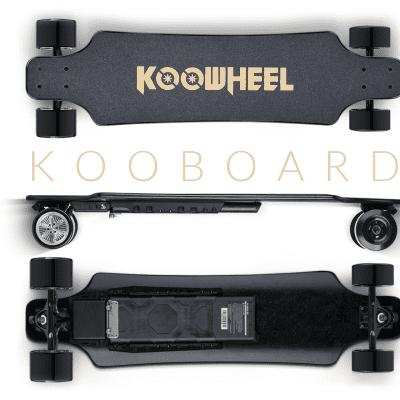 Foto van Koowheel D3M Second Generation Elektrisch Skateboard (40km/h)