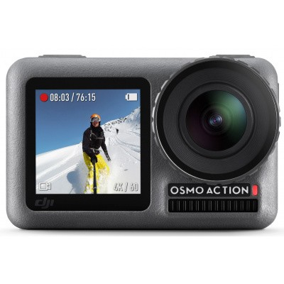Foto van DJI Osmo Action Camera