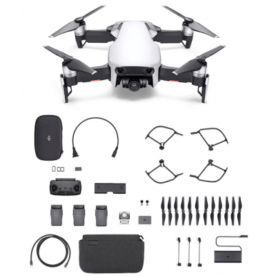 Foto van DJI Mavic Air Fly More Combo Arctic White