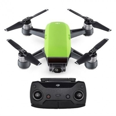Afbeelding van DJI Spark Meadow Green + Remote Controller