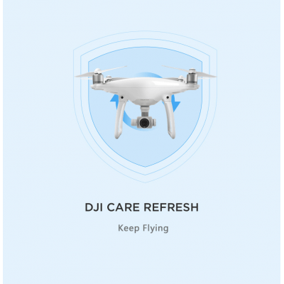 Foto van DJI Care Refresh Phantom 4 Pro/Pro+ Card
