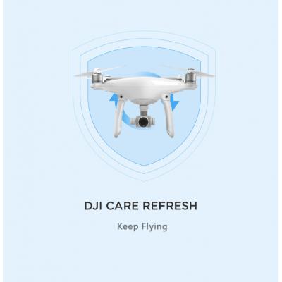 Afbeelding van DJI Care Refresh Phantom 4 Pro/Pro+ Card