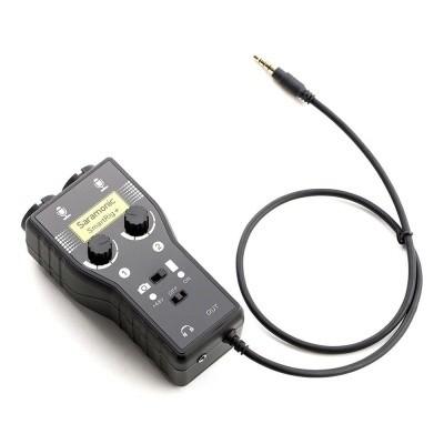Afbeelding van Saramonic SmartRig+ Microfoon Adapter