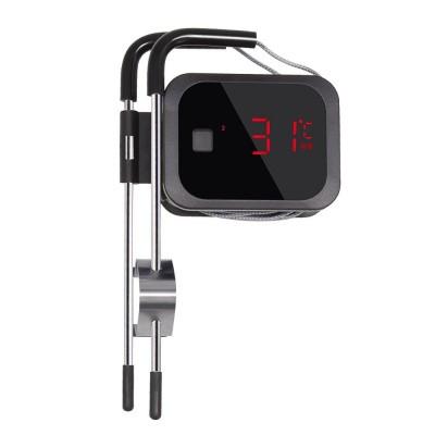 Foto van Inkbird IBT-2X Slimme Vleesthermometer met LCD en Bluetooth