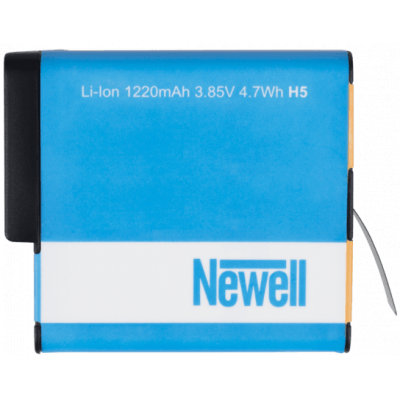 Foto van Newell Battery voor GoPro HERO5/6/7 Black en HERO 2018