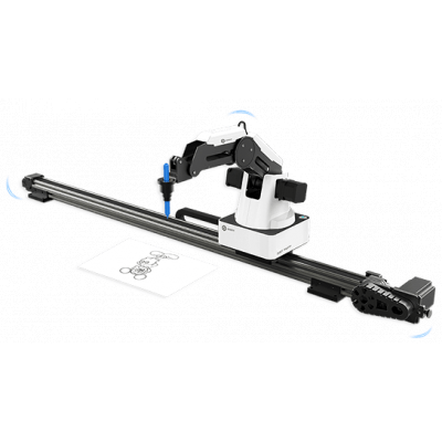 Foto van Dobot Sliding Rail Kit