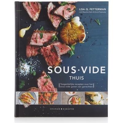 Foto van Sous Vide Thuis 9789045208299 Hardcover