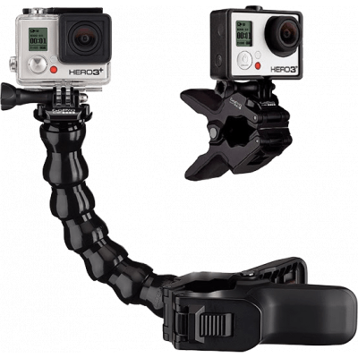 Foto van GoPro Jaws: Flex Clamp