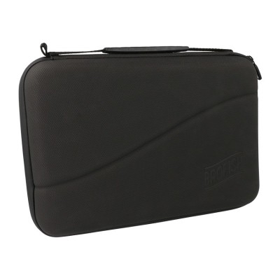 Foto van Brofish Case Large The GoPro Edition Black Rubber