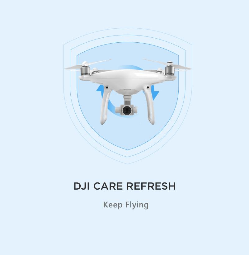 Afbeelding van DJI Care Refresh Phantom 4 Pro/Pro+