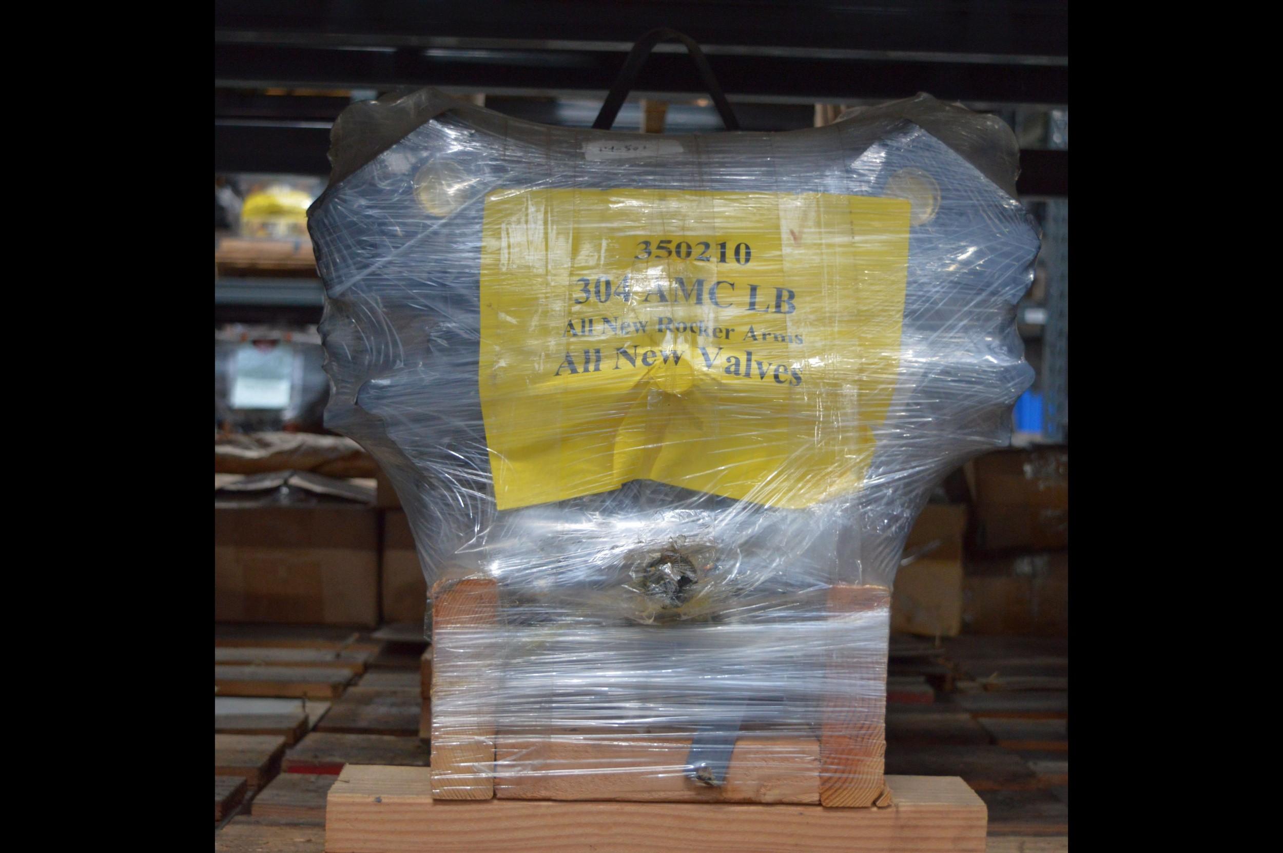 Gereviseerd AMC 304 Longblok + LPG 72-81