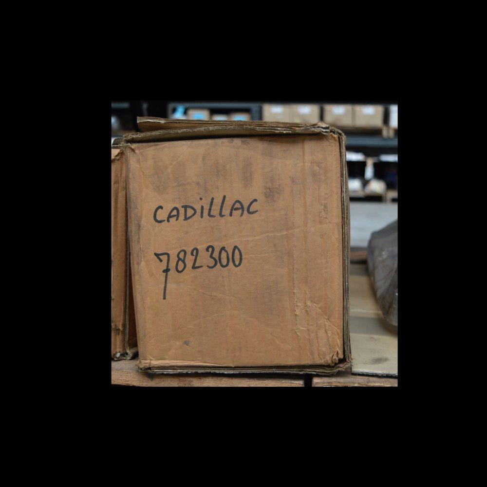 Gereviseerde Cadillac 500 kop + LPG 70-76