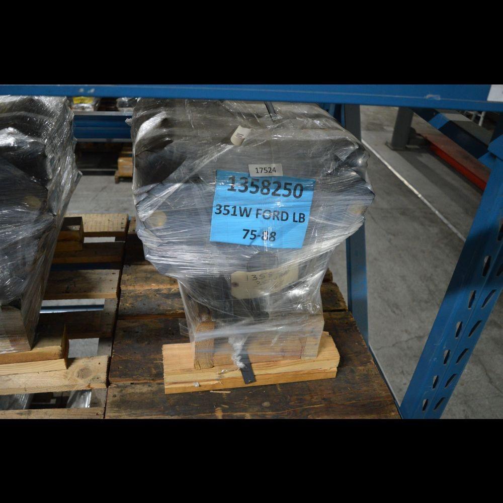 Gereviseerd Ford 351W Longblok + LPG 75-87