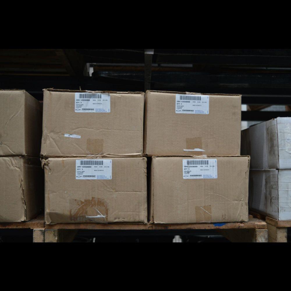 Nieuwe Chevr. 350 kop + LPG 96-02
