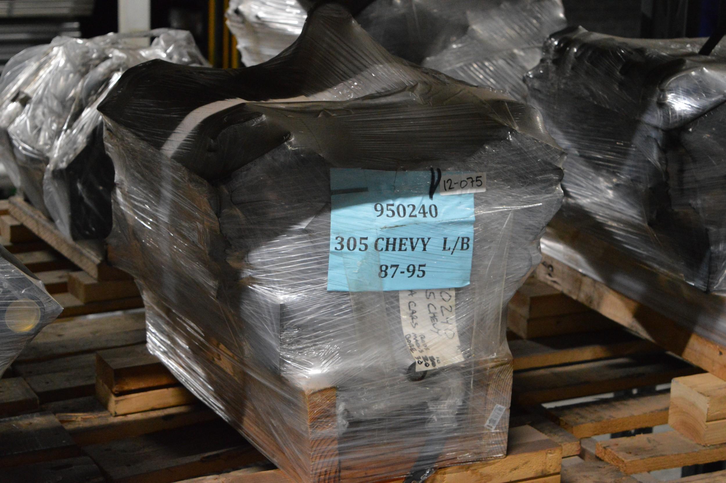 Gereviseerd Chevr. 305 Longblok + LPG 86-96