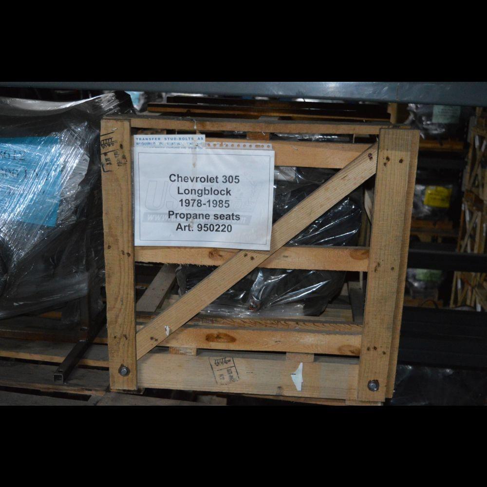 Gereviseerd Chevr. 305 Longblok + LPG 78-85