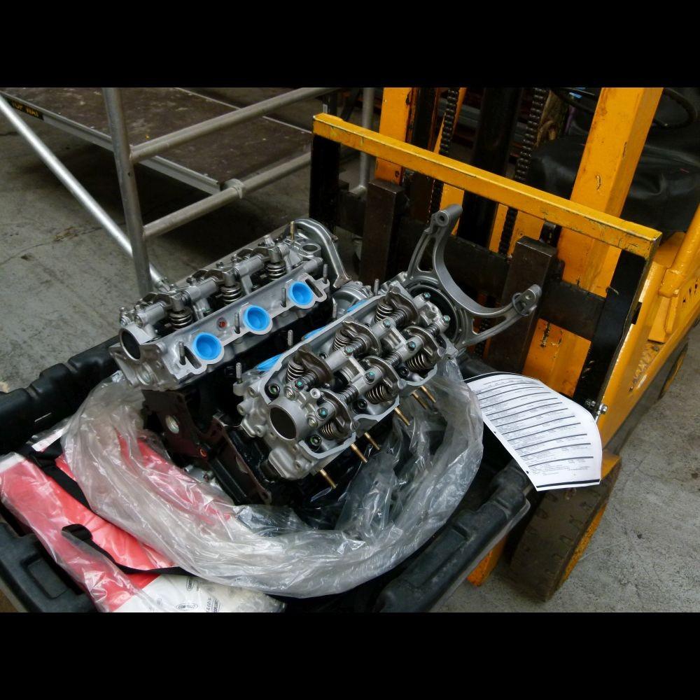 Gereviseerde Dodge 287 kop + LPG 99-07 N -LH
