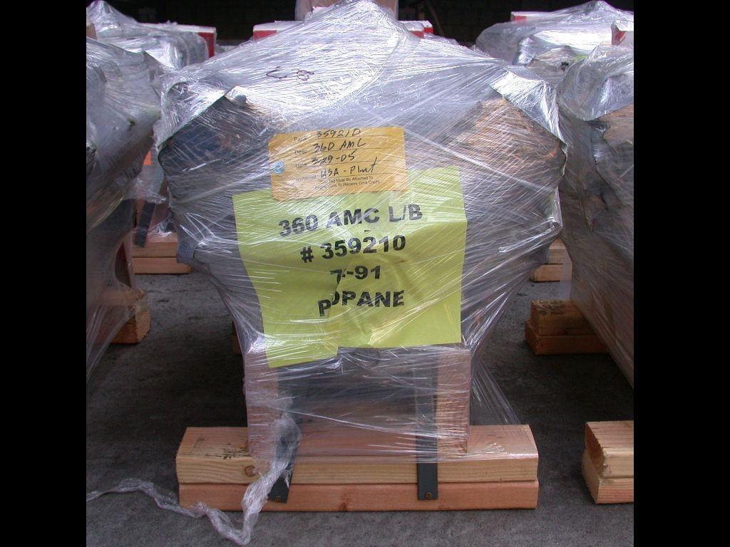 Gereviseerd AMC 360 Longblok + LPG 72-91