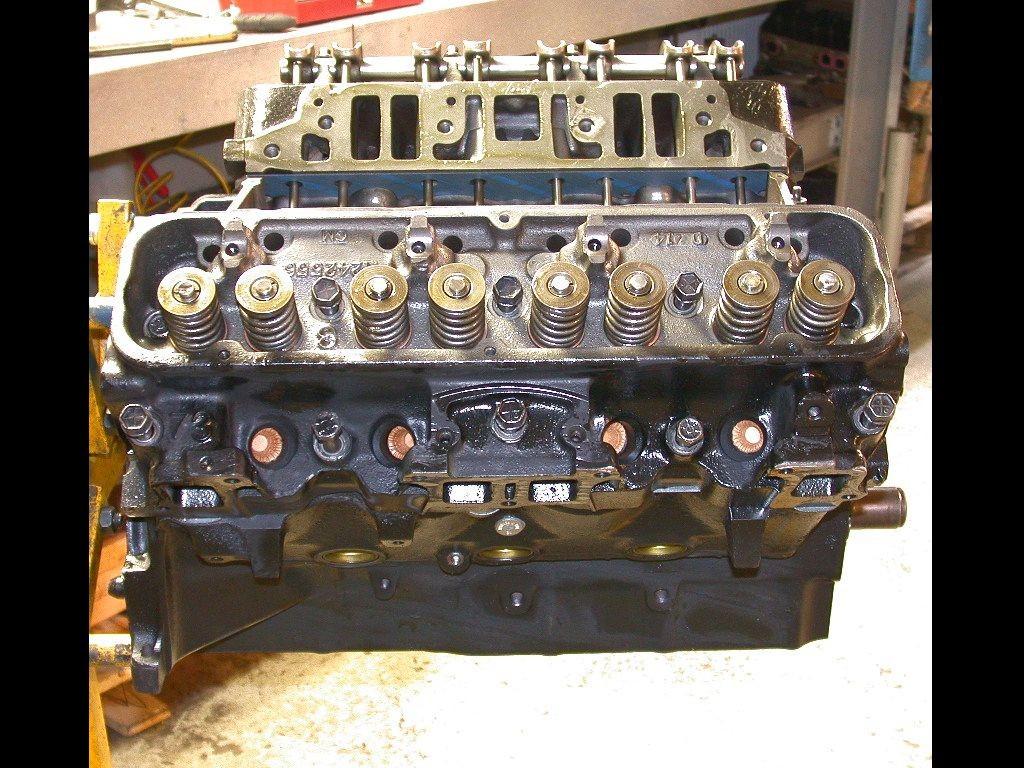 Gereviseerd Buick 350 Longblok + LPG 70-71
