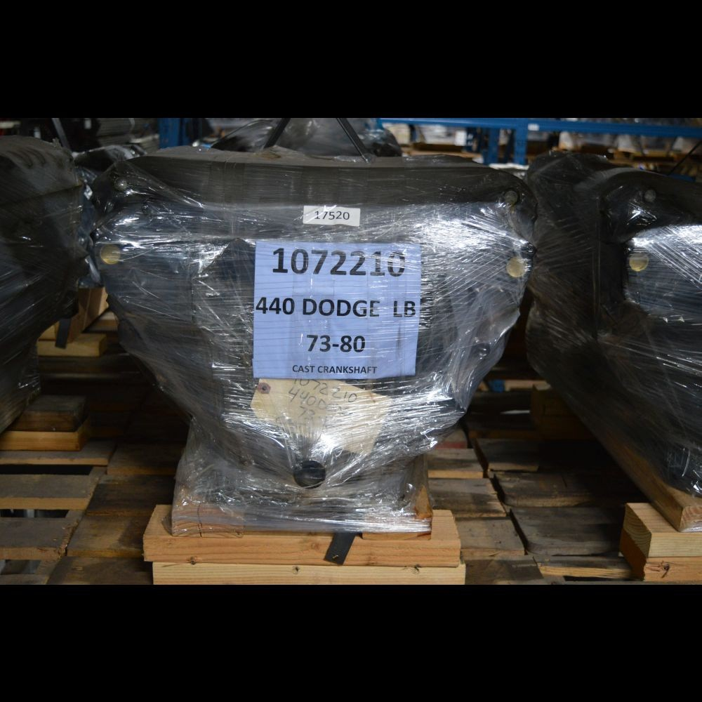 Gereviseerd Dodge 440RB Longblok + LPG 73-80