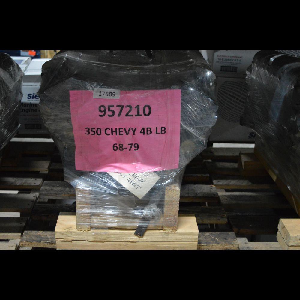 Gereviseerd Chevr. 350 4B Longblok + LPG 68-79