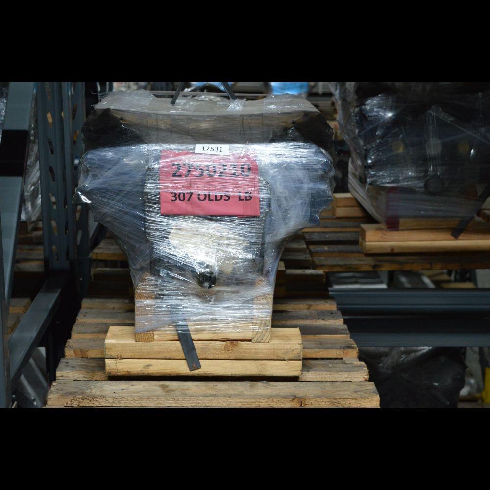 Gereviseerd Olds 307 Longblok + LPG 85-90
