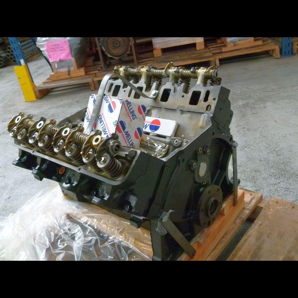 Gereviseerd Ford 390 Longblok + LPG 59-76