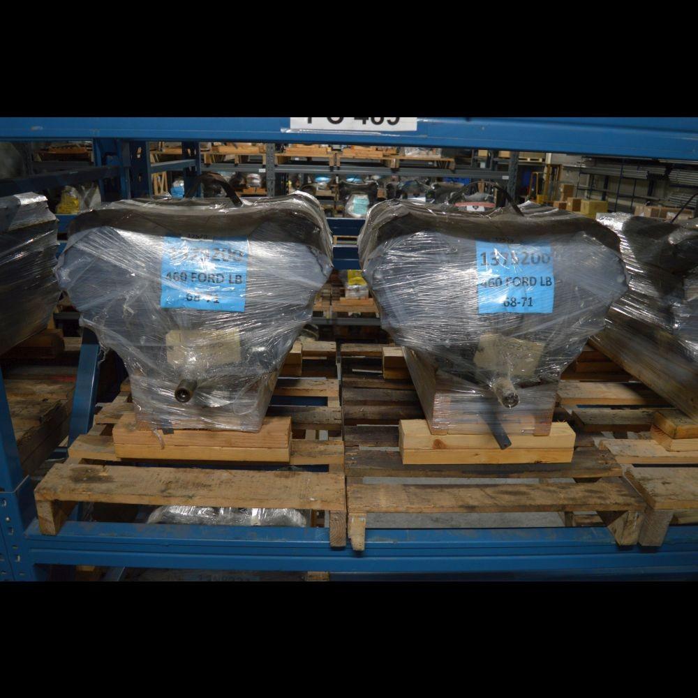 Gereviseerd Ford 460 Longblok + LPG 68-71